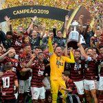 Flamengo vô địch Copa Libertadores