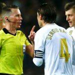 Ramos: 'Rõ ràng Real mất hai quả phạt đền'