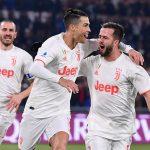 Juventus độc chiếm đỉnh bảng Serie A