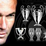 Zidane toàn thắng chín trận chung kết cùng Real