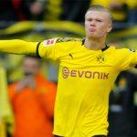 Haaland ghi 7 bàn qua 136 phút tại Bundesliga