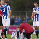 Văn Hậu giúp đội trẻ Heerenveen đại thắng