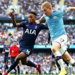 Harry Winks: 'Man City và Liverpool nên lo lắng về Tottenham'