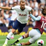 Harry Kane cứu Tottenham ở Ngoại hạng Anh