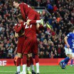 Liverpool thắng nhờ quả phạt đền ở phút bù giờ