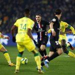 PSG thắng trận thứ tư liên tiếp tại Ligue 1