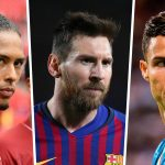 Van Dijk tranh giải The Best với Ronaldo và Messi