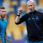 Zidane 'thiết quân luật' ở Real Madrid