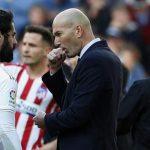 Zidane thừa nhận sai lầm ở derby Madrid