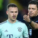 Trụ cột Bayern bị treo giò ở trận lượt về với Liverpool
