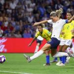 Pháp loại Brazil ở vòng 1/8 World Cup nữ