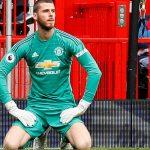 Solskjaer không chê trách De Gea khi Man Utd mất điểm
