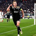 Man Utd chi đậm chiêu dụ đội trưởng Ajax