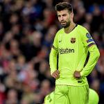 Pique: 'Barca vẫn bị ám ảnh về trận thua Liverpool'