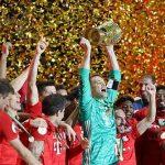 Bayern hoàn tất cú đúp quốc nội