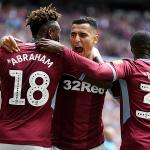 Aston Villa trở lại Ngoại hạng Anh