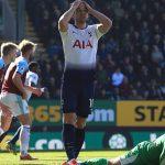 Tottenham gục ngã tại Burnley
