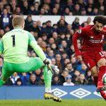 Liverpool tụt lại một điểm so với Man City