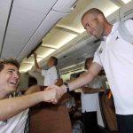 Casillas: 'Sự trở lại của Zidane là bộ phim hay nhất thế giới'