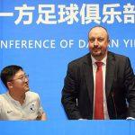 Benitez nhận lương mùa 15 triệu USD ở Trung Quốc