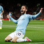 Hạ Man Utd, Man City tái chiếm đỉnh bảng