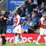 Arsenal thua trận thứ ba liên tiếp