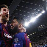 Messi lập cú đúp giúp Barca thắng Liverpool 3-0