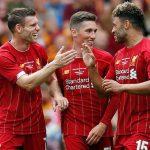 Liverpool thắng trận thứ hai trong loạt giao hữu hè