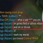 Liên tiếng dọa giết người, game thủ bị cấm vĩnh viễn