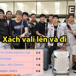 Saigon Jokers không có nổi một chiến thắng danh dự, thua thông 6 trận