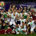 Algeria vô địch châu Phi 2019