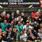 PSG thắng ngược ở Siêu Cup Pháp