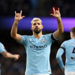 Aguero: 'Man City đủ sức giành cú ăn bốn'