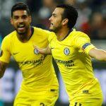 Chelsea giành lợi thế sau lượt đi bán kết Europa League