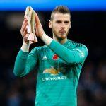 Man Utd mời De Gea lương tuần 445.000 USD