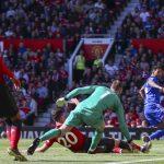 Man Utd thua đội xuống hạng ngày kết thúc mùa giải