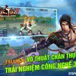 Game 'bom tấn' Kiếm Tiếu Giang Hồ mở cửa tại Việt Nam vào ngày 6 tháng 4