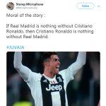 Mùa đầu tiên của Ronaldo tại Juventus xem như vứt đi