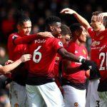 Man Utd lên thứ tư Ngoại hạng Anh