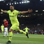 Barca đánh bại Man Utd tại Old Trafford