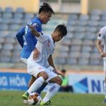 Mạc Hồng Quân lại ghi bàn trong chiến thắng của Quảng Ninh