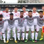 Việt Nam gặp Nhật Bản ở vòng loại U19 châu Á 2020
