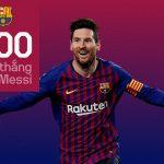600 bàn của Messi cho Barca đến như thế nào