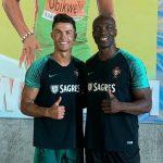 Ronaldo nhờ cựu vô địch điền kinh châu Âu phụ đạo về chạy nước rút