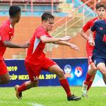 Thái Lan hoà Singapore ở trận ra quân giải U18 Đông Nam Á