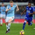 Man City - Leicester: Chạm tay vào ngôi báu
