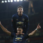 Sanchez ghi bàn, Man Utd hạ Arsenal