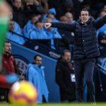 Unai Emery: 'Man City vượt trội suốt 90 phút'