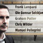 Lampard, Solskjaer dễ bị sa thải nhất ở Ngoại hạng Anh