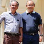 Bầu Đức: 'Tiền không phải là tất cả với HLV Park Hang-seo'